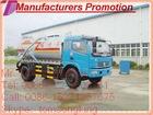DTA5081GXW septic tank Vacuum Sewage Suction Truck sewage tanker Sewer Septic vacuum truck