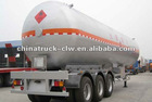 58.5 cbm LPG Propane Semi Trailer 3axles