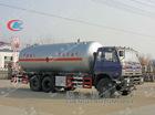 23.3cbm Dongfeng 6x4 lpg transportation truck