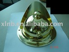 deep drawn stainless steel part, metal forming part, metal scoop and dispenser