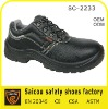 Steel toe mining safety boots Guangzhou factory (SC-2233)