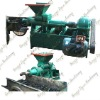 Coal briquette extruder from Dyan