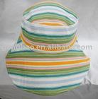 designer wide brim camouflage sun hat