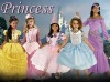 children princess costume for party