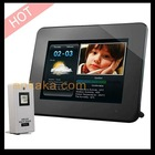8 Inch 800X600 Digital Photo Frame with LED Backlight and Light Sensor