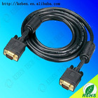 Male to male vga cable for digital video monitor