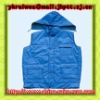 waterproof warm vest