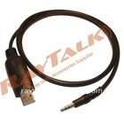 USB Two Way Radio Programming Cable - CT-17 USB CI-V CAT Control Cable for Two Way Radio