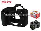 Sikai silicone case digital camera bag for Nikon D40 D60