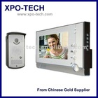 CA904+VD206 7'' Video Intercom System