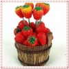 Wedding Gift Strawberry Design Fruit Fork