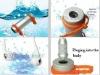 Wholesale !!! Waterproof MP3 palyer MP009