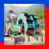 Wheeled sand washer China supplier use for stone