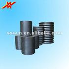 Rubber spring for metallurgy equipment