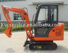 VT18 Mini hydraulic crawler Excavator with CE/1.8T