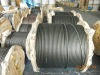 galvanized and ungalvanized wire ropes