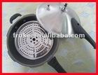 stainless steel low pressure aluminum cooker pan