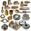 Cupreous steel aluminium Mechanical part