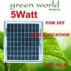 5Watt 12Voltage Solar Panel 10W 12V MONO SOLAR PANEL