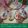 J3 new style glass pendant (2011 fashion pendnat)