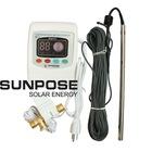 Intelligent solar controller