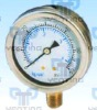 STAINLESS STEEL LIQUID FILLED PRESSURE GAUGE