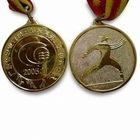 Run medal