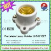 HOT!! LH517 E27 Porcelain/Ceramic Lamp Holder Types