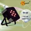 4IN1*7 10w DJ light LED par light TH-230