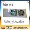 music chip/ sound greeting card/sound greeting module