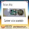 music chip/ sound greeting card/sound greeting module