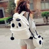 Fashion plush animal backpack & plush bag