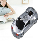 mini music speaker car with FM radio,LED,TF/SD card ,USB for PC/Laptop/Mobile phone/Mp3/Mp4