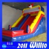 Finest Quality PVC Inflatable Castle Slides XHM-1404