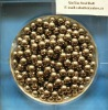 China durable brass valve ball ( SGS approved)