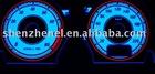EL glow gauge Tarcze INDIGLO Peugeot 406 przed liftem