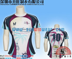 rugby jersey with full digital printing