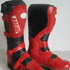 Boots red color