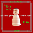 E27 to E27 lamp base adaptor