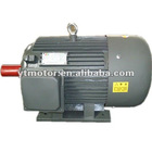 IEC STANDARD Y Series energy saving motor with flange pan for universal machinery
