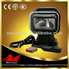 Hight power super bright auto/car HID working spot light with build in ballast 12V35W 24V55W