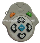 universal TV remote control with new shape