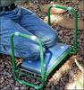 Gardeners Knee Rest /folding garden seat/ garden kneeler