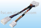 car wiring harness/car radio connector(for Toyota)