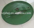 Blade Pan\Blade carrier for rotary cutters\Disc mower