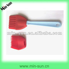 Environmental Silicone Plastic Brush