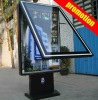 Outdoor Advertising ---- Scrolling Advertising Light Box