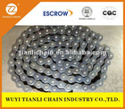 ANSI 80 simplex roller chain(16A-1R) manufacturer