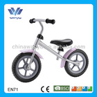 kids walking bike bicycle two 12' EVA wheels