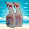 High cleaning laundry detergent liquid